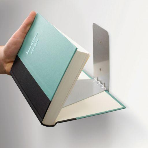Umbra Conceal Large Floating Bookshelf