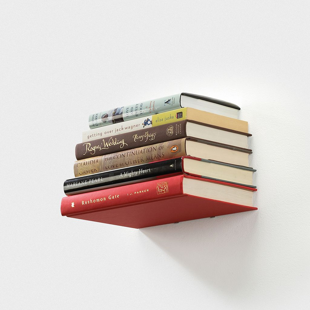 Umbra Conceal Large Floating Bookshelf