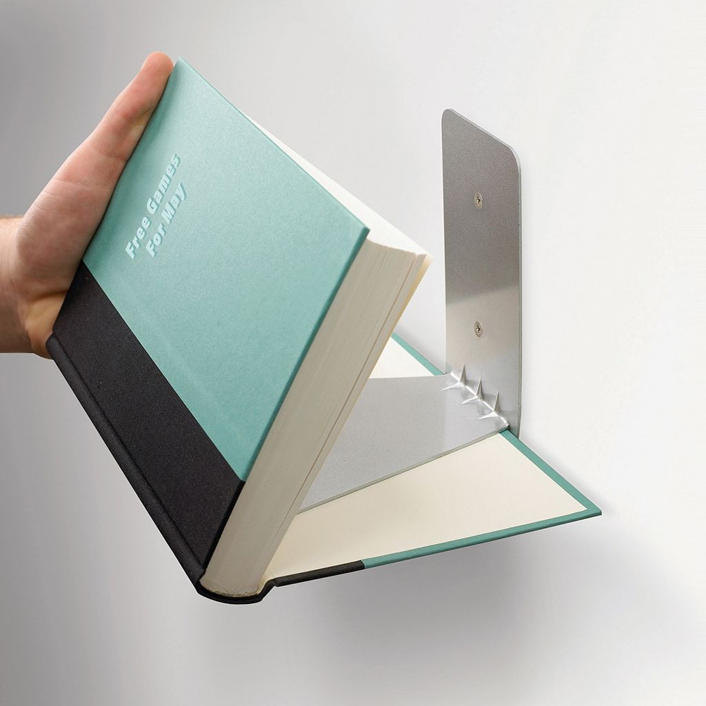 Umbra Conceal Small Floating Bookshelf