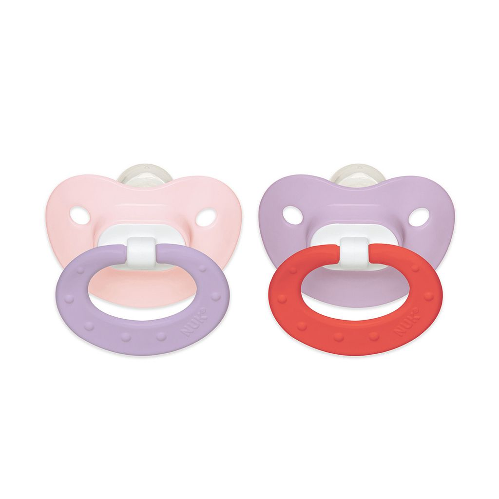 NUK 2-pk. Juicy Orthodontic Pacifiers