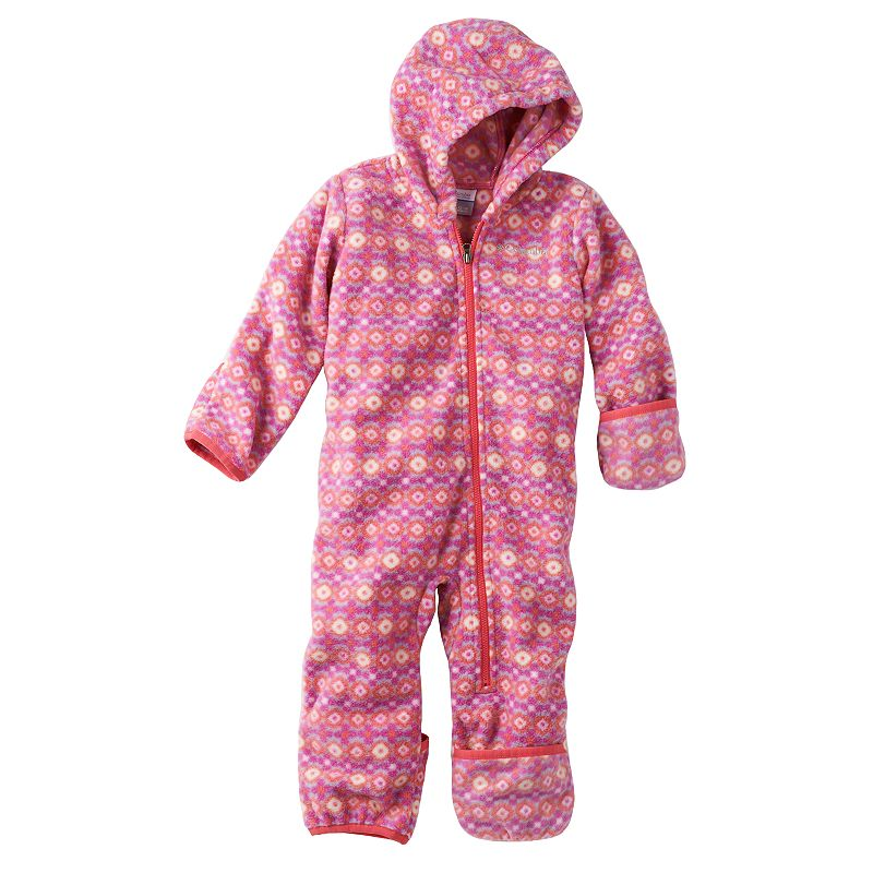Columbia Sportswear Fleece Bunting Baby