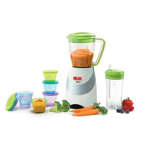 NUK Smoothie & Baby Food Maker