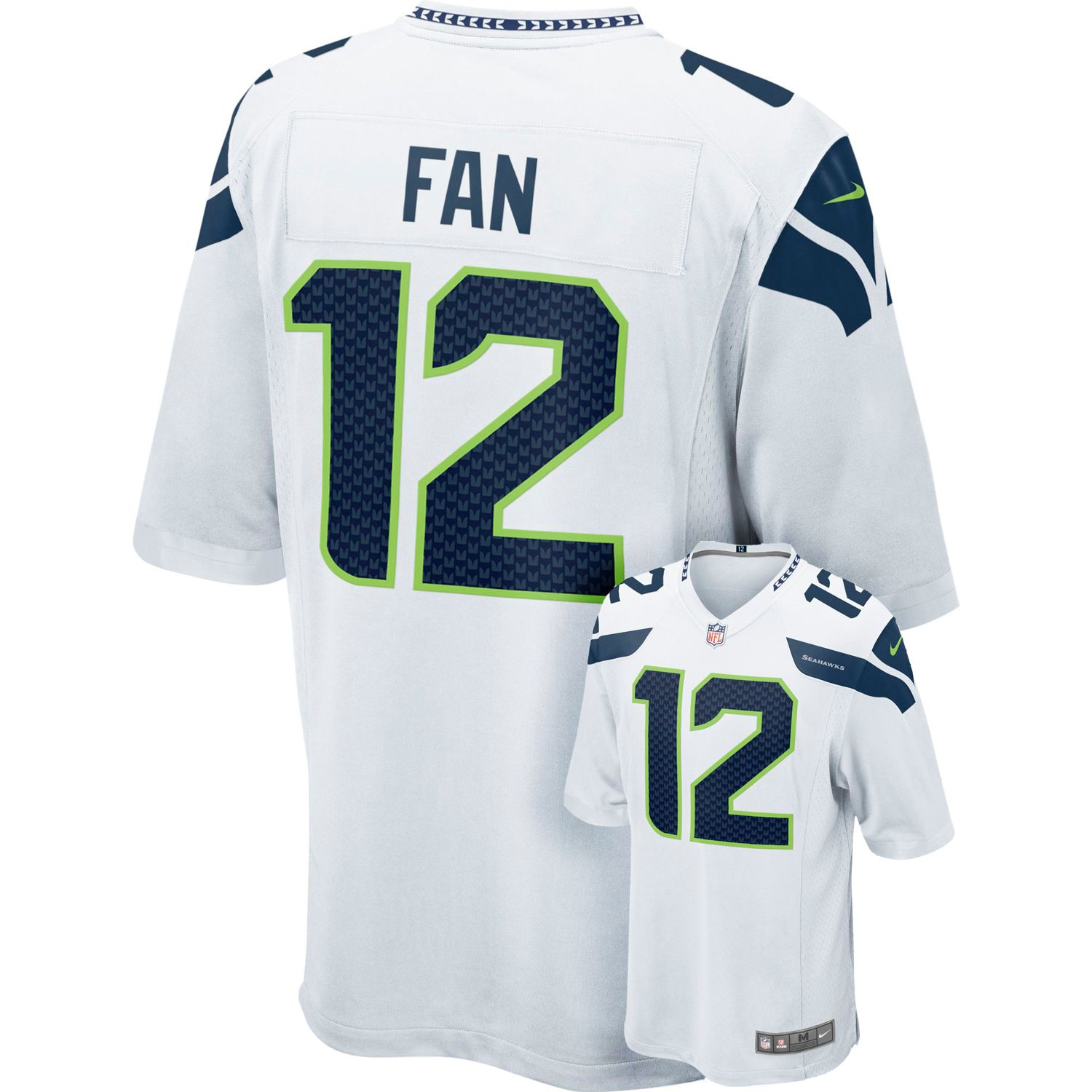 Men's Nike Seattle Seahawks Fan Game