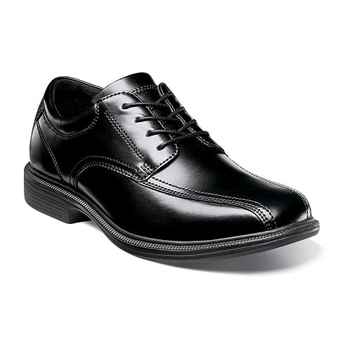 Nunn Bush Bartole Street Kore Men's Bicycle Toe Oxford Dress Shoes