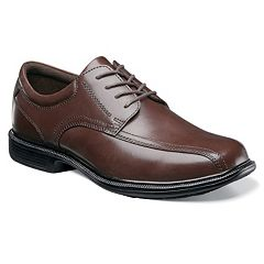 Nunn Bush Bartole Street Kore Men's Bicycle Toe Oxford Dress Shoes