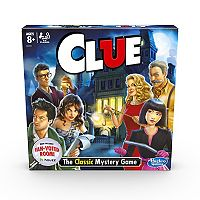 Clue 2013 Edition Game by Hasbro