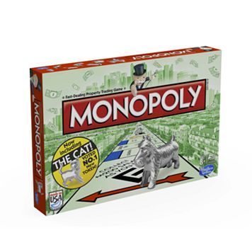 Monopoly Game by Hasbro