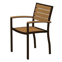 POLYWOOD® Euro Arm Chair - Outdoor