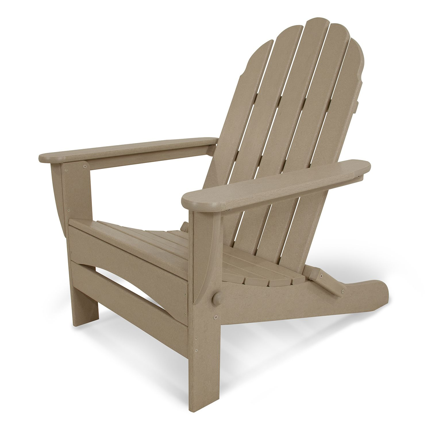 POLYWOOD® Classic Oversized Adirondack Chair   Outdoor