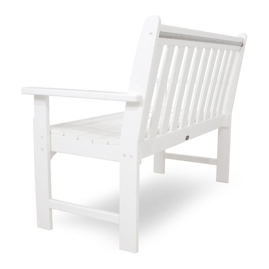 POLYWOOD Vineyard 48-in. Bench - Outdoor