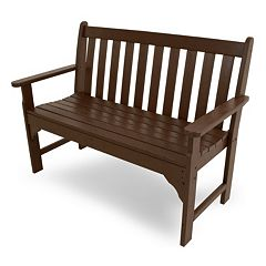 POLYWOOD® Vineyard 48 in Bench - Outdoor