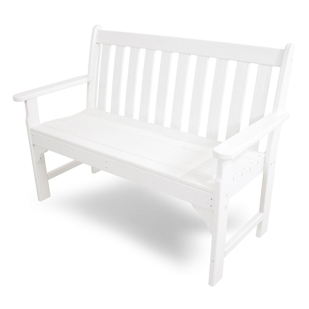 POLYWOOD® Vineyard 48-in. Bench - Outdoor