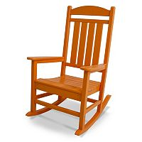 POLYWOOD® Presidential Bright Rocking Chair - Outdoor