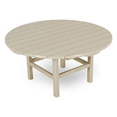 POLYWOOD® Round Conversation Table - Outdoor
