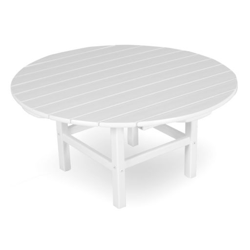 POLYWOOD Round Conversation Table - Outdoor