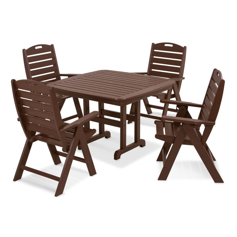 Gray Folding Outdoor Furniture