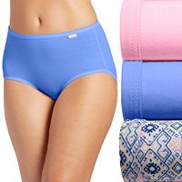 Jockey Elance 3-pk. Super Soft Briefs 2073 - Women's