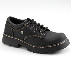 Skechers Parties Mate Oxford Shoes - Women