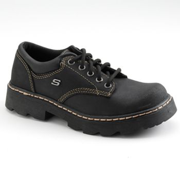 55af9936b139 Skechers Parties Mate Oxford Shoes - Women