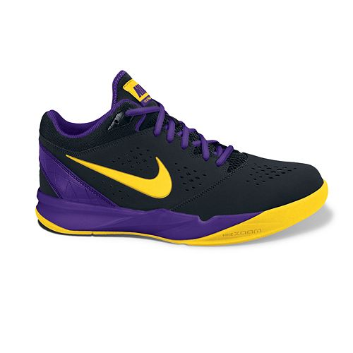 lowest discount multiple colors watch Nike Zoom Attero Basketball Shoes - Men
