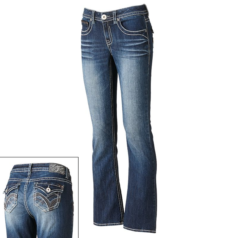 Hydraulic Lola Bootcut Jeans - Juniors