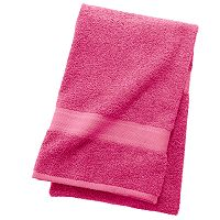 Deals on The Big One Solid Bath Towel