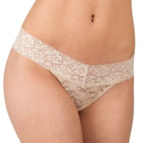 Juniors' Candie's® Lace Thong