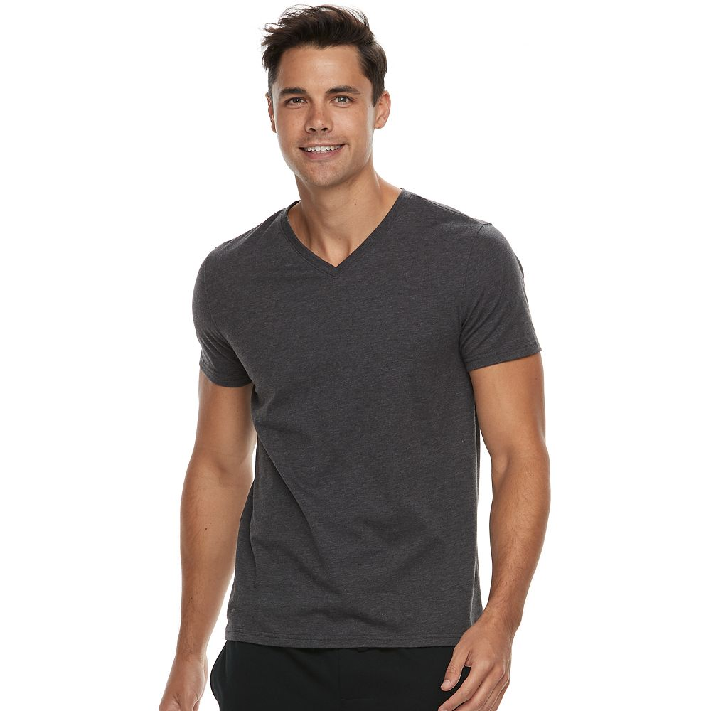 Men's Apt. 9® Premier Flex Slim-Fit V-Neck Sleep Tee