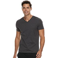 Men's Apt. 9® Premier Flex V-Neck Lounge Tee