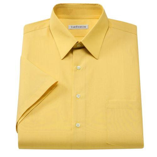 Point-collar Dress Shirt