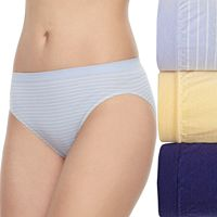 Jockey Comfies 3-pk. French Cut Panties - 3347