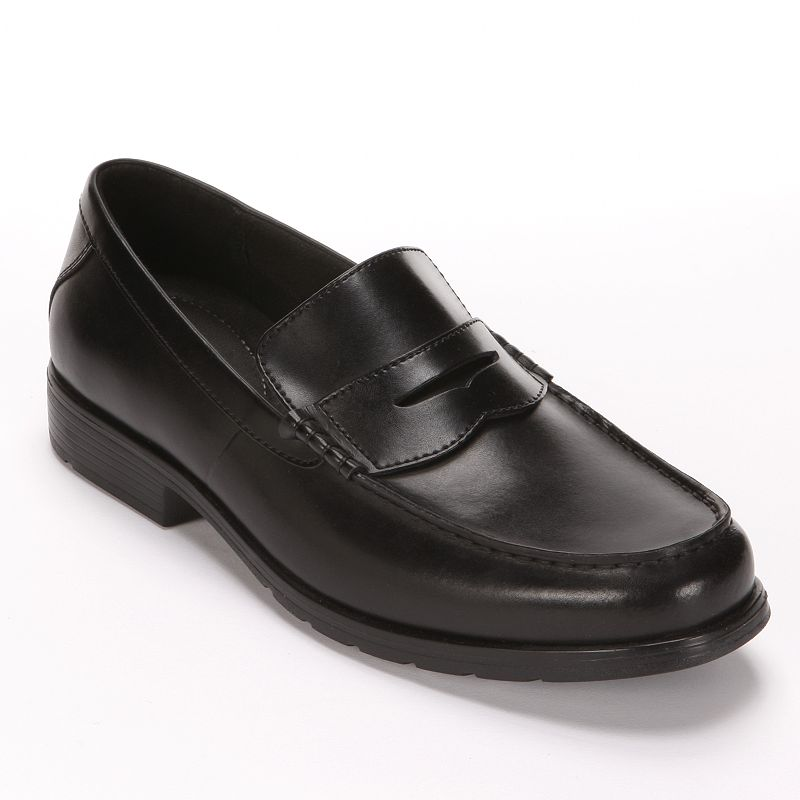 abc919809fb Bostonian Black Lites Kooler Ice Dress Shoes - Men.