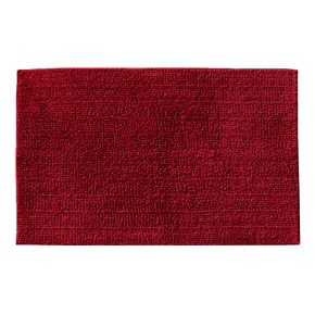 Sonoma Goods For Life Reversible Cotton Bath Rug 23 X 38