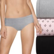 Hanes Ultimate 3-pack Stretch Hipsters 41KS
