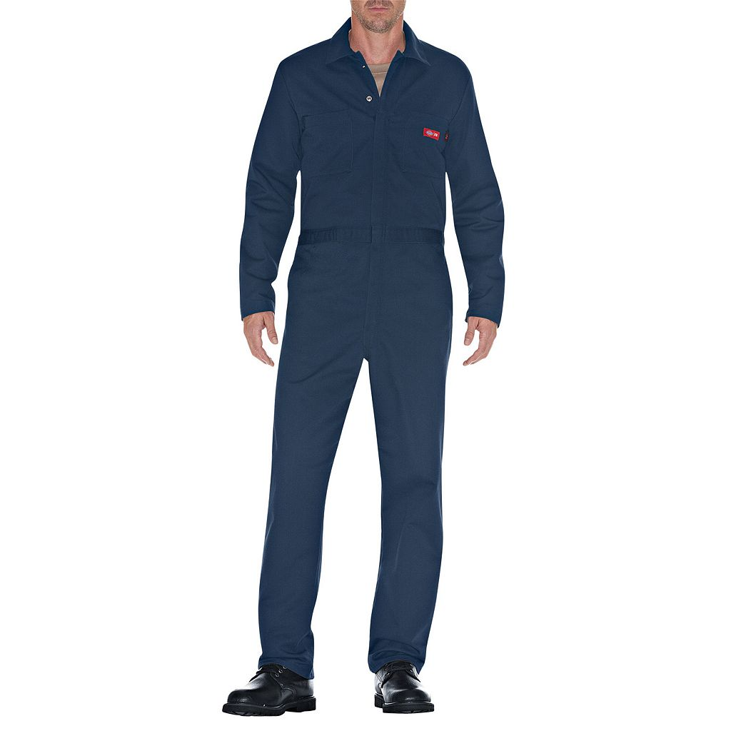Men's Dickies Flame-Resistant Coverall
