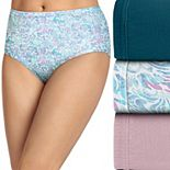 Women's Jockey® Elance 3-Pack Briefs Panty Set 1484
