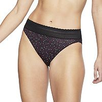 Warner's No Pinching. No Problems. Lace Hi-Cut Panty 5109J - Women's
