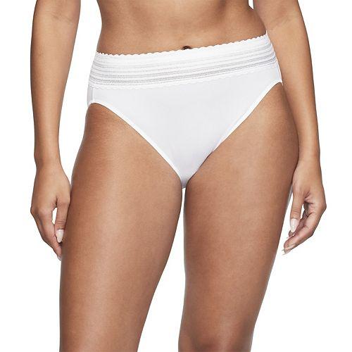 a4fa5b5fffd0 Warner's No Pinching. No Problems. Hi-Cut Lace Panty 5109J