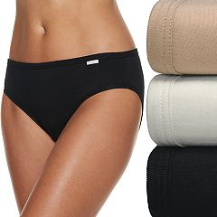 Jockey Elance Supersoft 3-pk. Bikini Panties 2070 - Women's