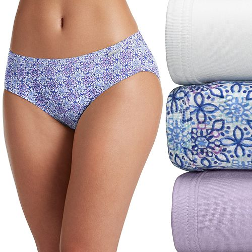 Jockey® Supersoft 3-pk. Bikini Panties 2070 - Women's