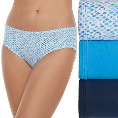 Jockey Elance 3 pkSuper Soft Bikini Panties 2070 - Women's