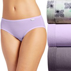 Jockey Elance 3-pk. Super Soft Bikini Panties 2070 - Women's