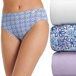 Jockey® 3-pk. Supersoft French Cut Panties 2071 - Women's