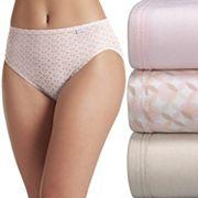 Jockey Elance 3 pkSuper Soft French Cut Panties 2071 - Women's