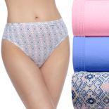 Jockey Elance 3-pk. Super Soft French Cut Panties 2071 - Women's