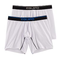 Men's equipo 2-pk. Solid Mesh Performance Boxer Brief