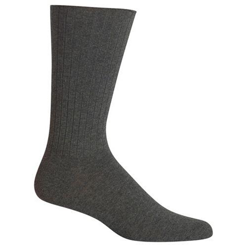 Men's Chaps Ribbed Crew Socks