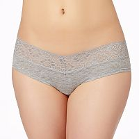 Juniors' Saint Eve Lace-Trim Hipster 516403