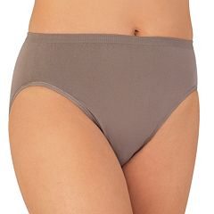 Vanity Fair Seamless Hi-Cut Panty 13211 - Women's
