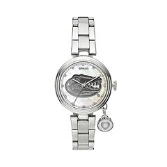 Sparo Charm Watch - Women's Florida Gators Stainless Steel